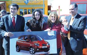 Afriquia offre 10 voitures à ses fidèles clients