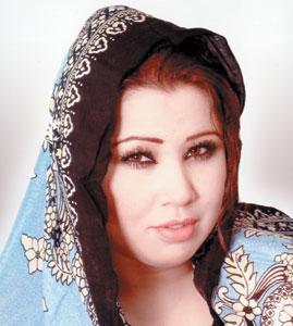 Saida Charaf, de la presse à la musique