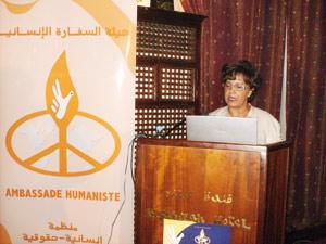 Tanger : Mobilisation contre la violence