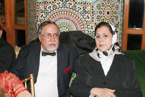 Salaheddine Benmoussa : «Ma femme est mon psychiatre»