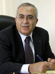 Fayyad optimiste sur la formation d'un «gouvernement de consensus»