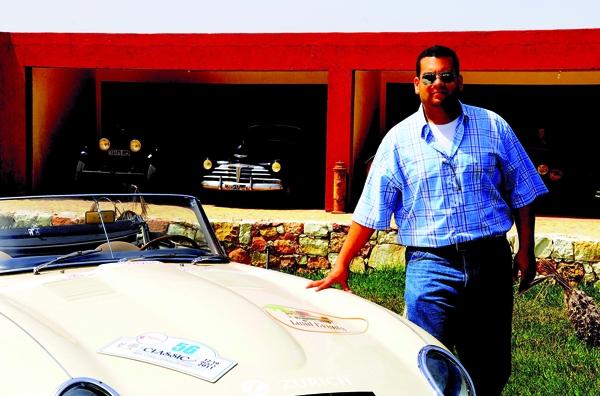 Salim Bekkari : «Nos voitures ont été louées pour différents tournages»
