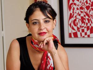 Meryem Chraibi : «Ma peinture est un hymne à la joie»