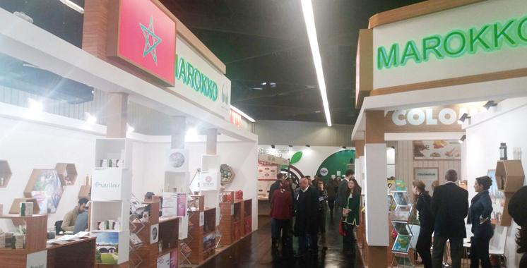 Salon Biofach 2016: Le bio marocain s'expose en Bavière