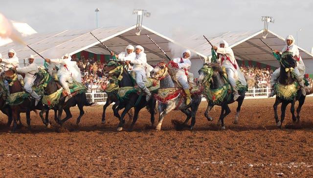 Salon du cheval d El Jadida du 2 au 6 octobre : Les Turcs  à l'honneur