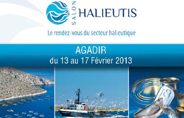 Salon Halieutis : Engouement des professionnels pour la 2ème édition