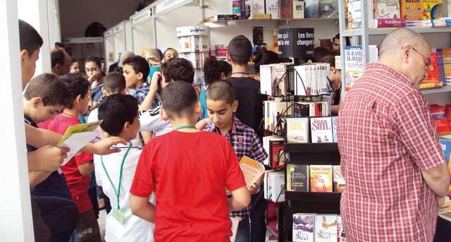 Salon international de Tanger des livres et des arts : Un concours littéraire au profit  de la jeunesse scolaire