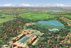 «Le Samanah Country Club» ouvre un parcours golfique