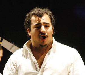 Sami Victor Dahhani, un ténor vigoureux