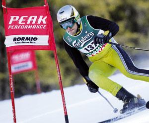 Jeux olympiques d'hiver : le skieur Samir Azzimani représentera le Maroc à Vancouver