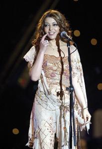 Samira Bensaïd, la Janet Jackson du monde arabe