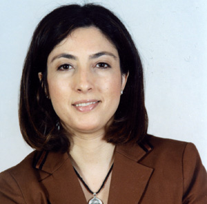 Samira Raïssouni, la coach passionnée