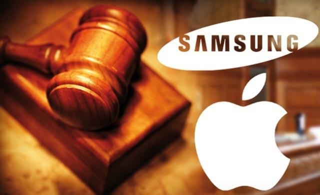 Samsung reconnu coupable  de violation de brevets d Apple