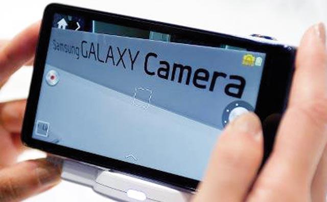 Partagez, capturez, éditez avec le nouveau Samsung Galaxy Camera