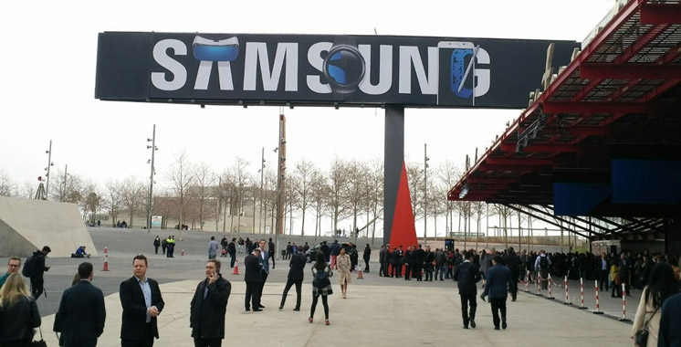 Samsung annonce l'achat d'un prestataire américain de service cloud