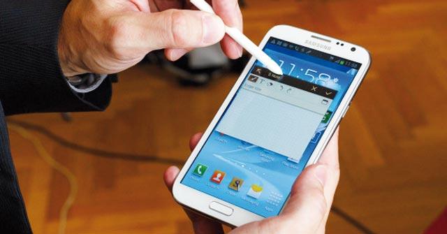 Le Galaxy note II fera encore mieux que son aîné