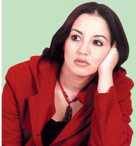 Sanâa Akroud : «j'ai peur des stéréotypes»