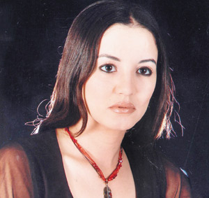 Sanâa Akroud joue dans «Cinéma»