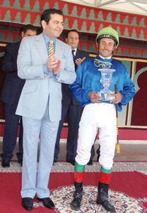 Zergane Thami remporte le Prix Mohammed VI