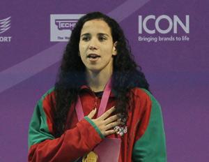 Nageuse : «Ce n'est pas évident d'être un athlète marocain de haut niveau»