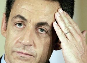 Nicolas Sarkozy tacle la gauche par François Mitterrand