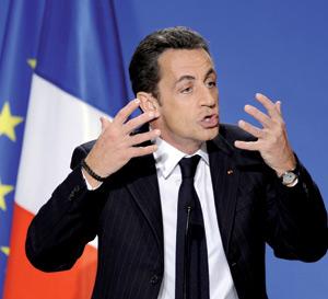 Les tumultueuses relations de Nicolas Sarkozy avec la presse