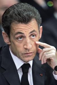 Le coup d'éclat annoncé de Nicolas Sarkozy au G20