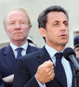 Sarkozy a un problème nommé Hortefeux
