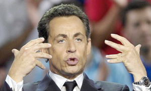 Nicolas Sarkozy subit les remontrances de l'église sur les Roms