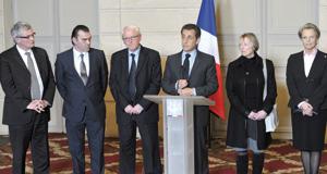 Nicolas Sarkozy trébuche sur le Mexique