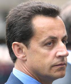 France : Le retour de Sarkozy
