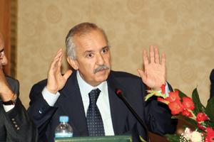 Anas Sefrioui reste confiant