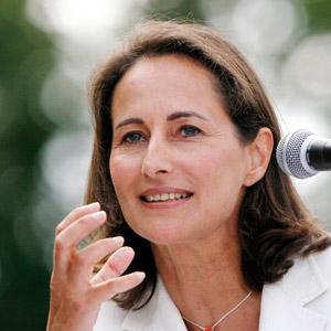 Ségolène Royal, l'icône apaisée du PS