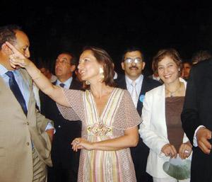 Oujda : Ségolène Royal fascinée par l'essor de l'Oriental