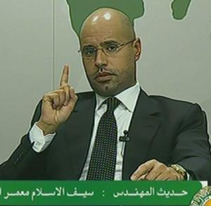 Libye : Seïf Al-Islam menace d'un bain de sang