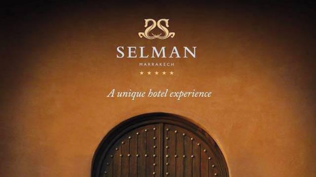 Selman Marrakech élu meilleur hôtel d'Afrique en 2013