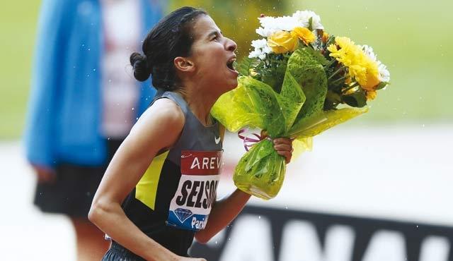 Dopage : Meriem Alaoui Selsouli privée des JO de Londres ?