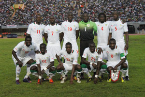 Groupe A : Sénégal