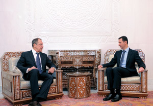 Syrie : Moscou refuse d'évoquer le départ d'Al Assad