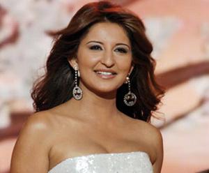 Shada Hassoun franchit ses premiers pas en tant qu'actrice