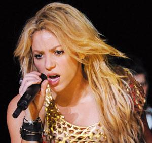 Mawazine : Shakira enchante plus de 200.000 spectateurs