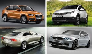 L'Auto Shanghai 2011 : Vitrine du nouvel Eldorado