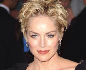 Sharon Stone : Jamais sans mon fils