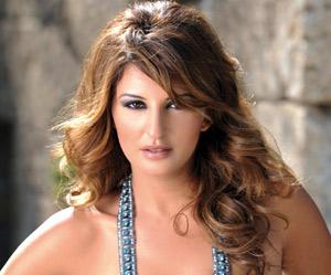Shada Hassoun au Liban pour un nouveau clip