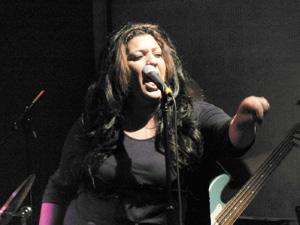Le blues de Sheylann Miles au Mégarama