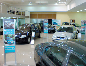 Importateurs : Un nouveau showroom pour Skoda à Casablanca