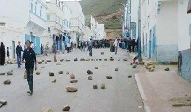 La violence de retour à Sidi Ifni