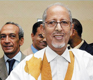 Mauritanie : ould cheikh élu président