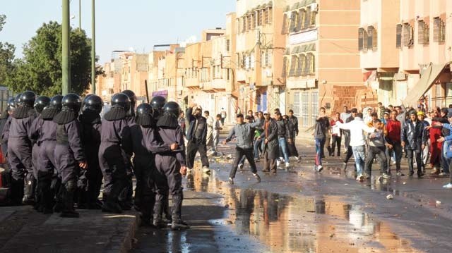 Entre un an et demi  à deux ans et demi  de prison ferme pour les impliqués dans  les événements  de Sidi Youssef Ben Ali