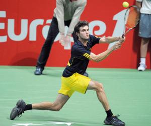 Simon remporte le premier «Masters France»
